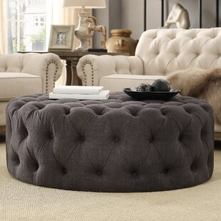 Bourges Cocktail Ottoman By Lark Manor