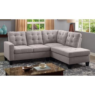 Winston Porter Addilyn Reversible Sectional