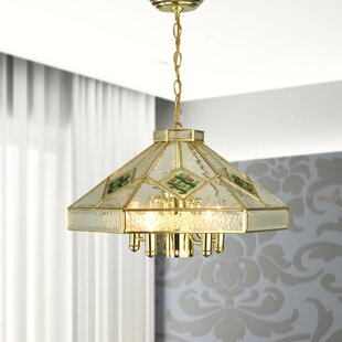 Springdale Lighting 6-Light Cone Pendant