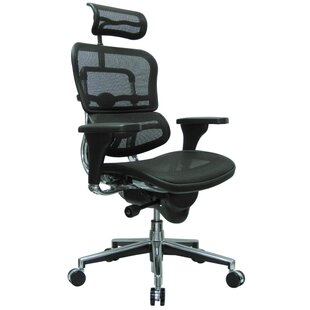 Beckson Mesh Conference Chair by Comm Office Bargain