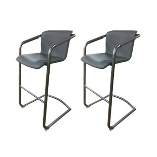 Compare prices Brumfield 26 Bar Stool (Set of 2) by Union Rustic Reviews (2019) & Buyer's Guide