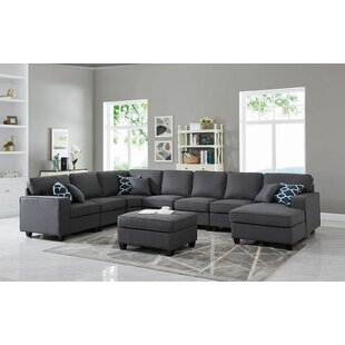 Spradling Modular Sectional with Ottoman