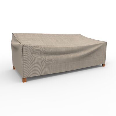 Freeport Park Aadhya Outdoor Loveseat Cover Size: 35 H x 58 W x 38 D