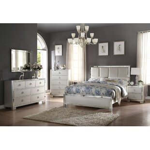 Hester Configurable Bedroom Set by Rosdorf Park