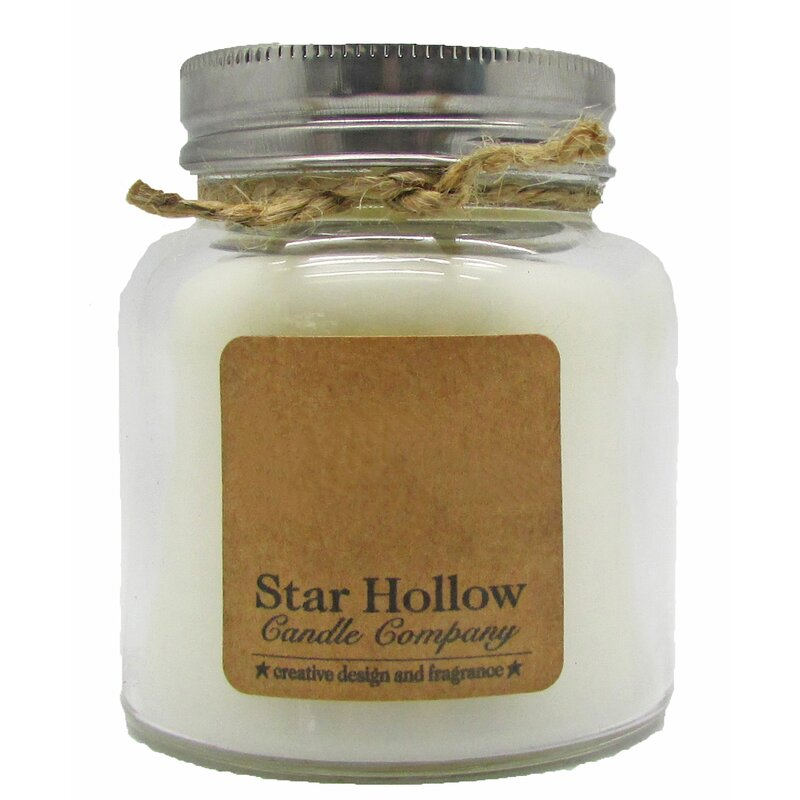 Birthday Cake Scented Jar Candle