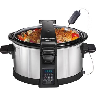 6 Qt. Stay or Go Forget Slow Cooker