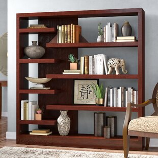 Mcelroy Library Bookcase by World Menagerie