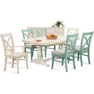 Hues Solid Wood Dining Armchair
