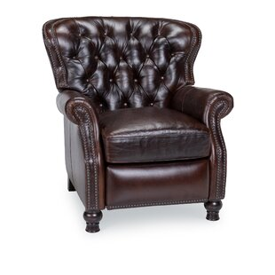 Lenihan Leather Manual Recliner
