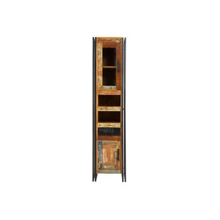 Quebec 44cm X 190cm Tall Bathroom Cabinet By Massivum