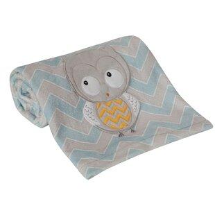 Price comparison Night Owl Blanket ByHappi by Dena