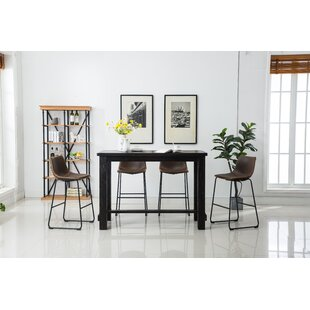 Shoemaker 5 Piece Dining Set Union Rustic