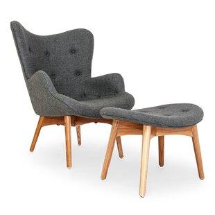 Kardiel Contour Lounge Chair