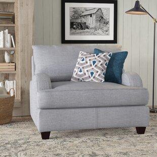 Rosalie Chair and a Half by Laurel Foundry Modern Farmhouse