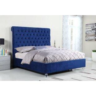Denzel Panel Bed