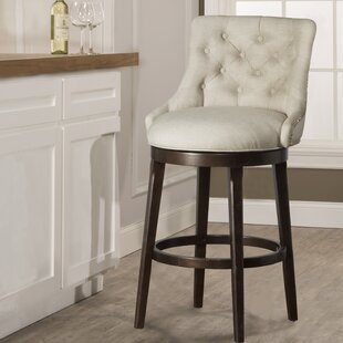 Daniel 30 Swivel Bar Stool DarHome Co