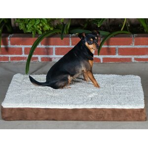Ultra Plush Delux Ortho Pet Bed