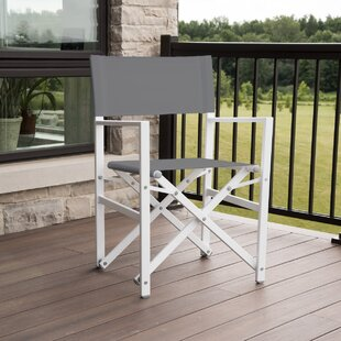 Aluminum Directors Chairs | Wayfair