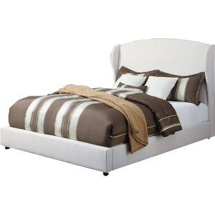 Ensuncho Upholstered Panel Bed by Gracie Oaks