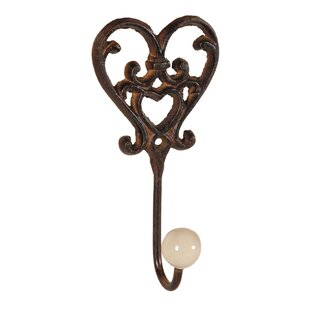 Jeanette Wall Hook By Lily Manor