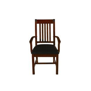 Where buy  Buckley Upholstered Dining Chair (Set of 2) by Millwood Pines Reviews (2019) & Buyer's Guide