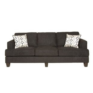 Soprano Sofa by Roundhill Furniture