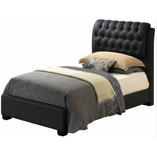 Medford Upholstered Panel Bed by Latitude Run Best Choices