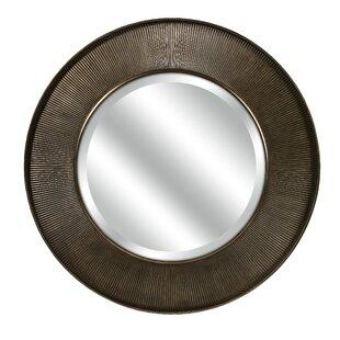 Brockdale Round Wall Mirror