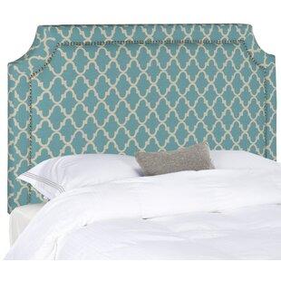 Darby Home Co Wellsboro Full Upholstered Panel Headboard