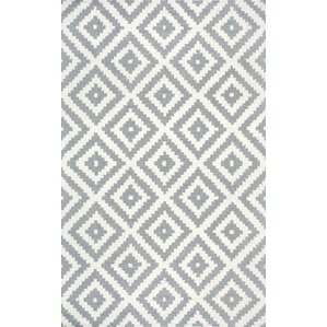 gray & silver rugs you'll love | wayfair