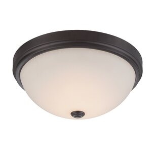 Affordable Hopkins Flush Mount By Designers Fountain