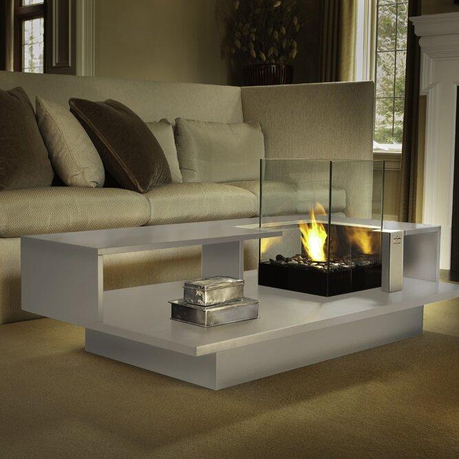 Level Ethanol Fireplace
