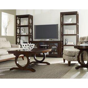 Kinsey 3 Piece Coffee Table Set (Set of 3) Hooker Furniture