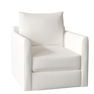 Alice Swivel Armchair by AllModern Custom Upholstery SKU:DA181149 Description