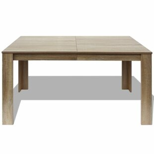Abbot Bridge Dining Table By Marlow Home Co.