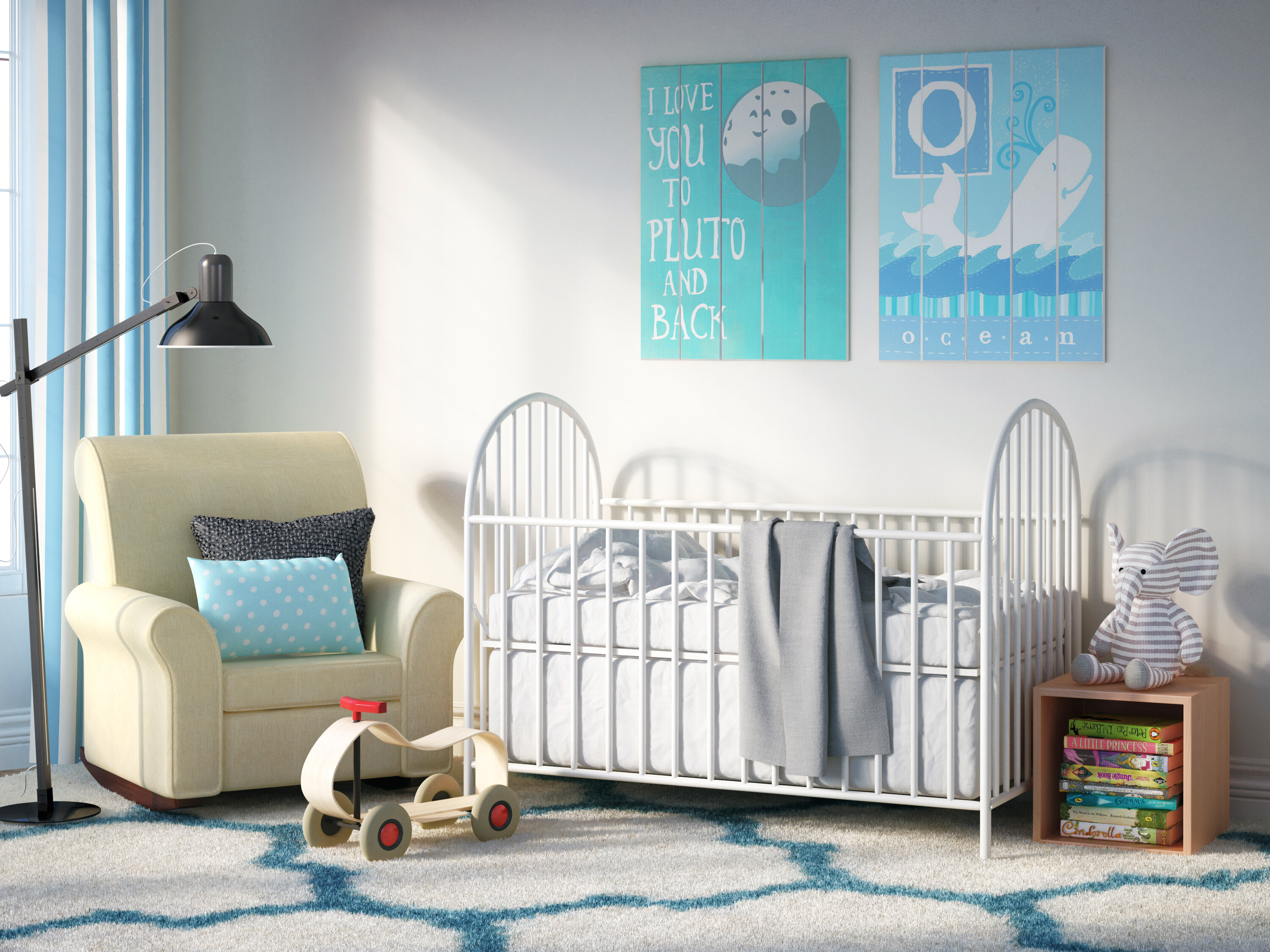 11 Inspiring Boy Nursery Ideas You Need