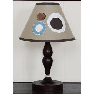 7 Polyester / Cotton Empire Lamp Shade