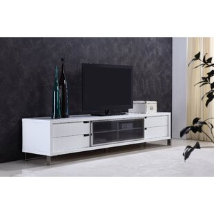 Affordable Price York TV Stand for TVs up to 88 by Orren Ellis Reviews (2019) & Buyer's Guide