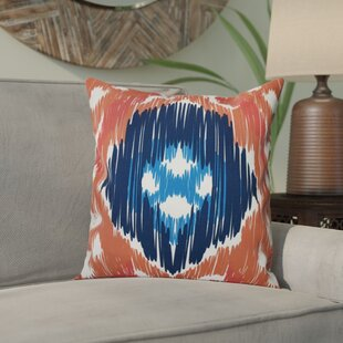 Eudora Original Outdoor Throw Pillow