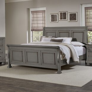 Calila Sleigh Bed by Birch Lane™ Heritage