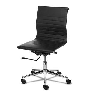 Ivy Bronx Simon Armless Mid-Back Desk Chair