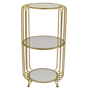 Arciniega Round Multitiered Plant Stand by Mercer41