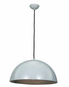 Corrigan Studio Azaria Dome Pendant in SILVER