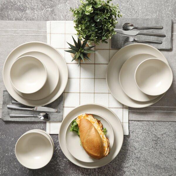 Matte Dinnerware Set Wayfair