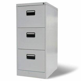 Fannie 3 Drawer Filing Cabinet By Bloomsbury Market