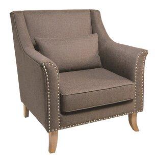 Kara Armchair With Cushion By Ophelia & Co.