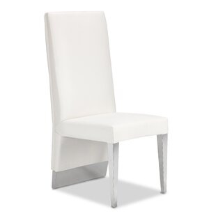 Costantini Upholstered Dining Chair (Set of 2) by Orren Ellis