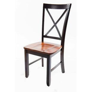 Nolan Solid Wood Side Chair (Set of 2) by Andover Mills