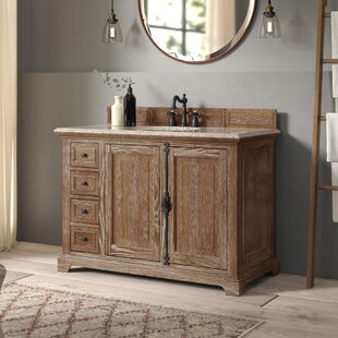 Compare Ogallala 48 Single Cabinet Vanity Base Only By Greyleigh