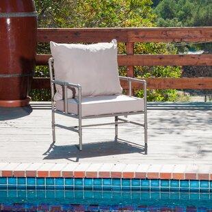 Trent Austin Design Dinuba Outdoor Arm Ch..